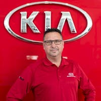 Mitch Garber at Georgetown Kia