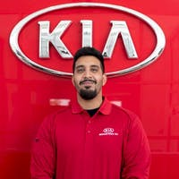 Harman Pabla at Georgetown Kia