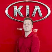 Andrew Whale at Georgetown Kia