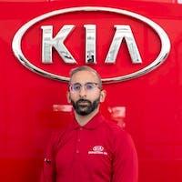 Mohsin Hydari at Georgetown Kia
