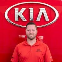 Gavin Craig at Georgetown Kia