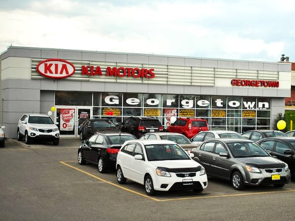 Georgetown Kia, Georgetown, ON, L7G 4T3