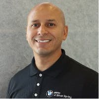 David Davila at BMW of Silver Spring