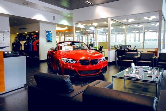 BMW of Silver Spring, Silver Spring, MD, 20904