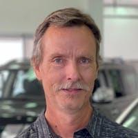 Dale Fluet at Red Deer Nissan