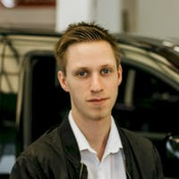 Ryan  Heidinger at Red Deer Nissan