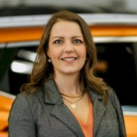 Yvonne  Deleeuw at Red Deer Nissan