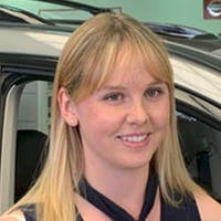 Taylor  Larson at Red Deer Nissan
