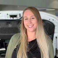 Karli Pickard at Red Deer Nissan