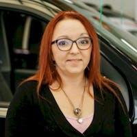 Wanda  Shaw at Red Deer Nissan