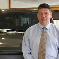 George  Tosczak at Great Plains Ford