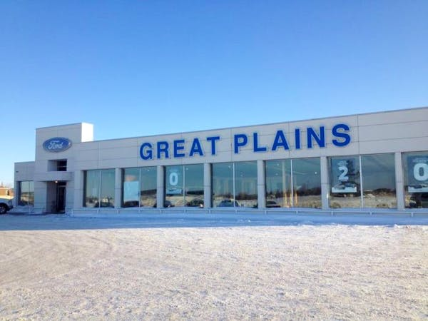 Great Plains Ford, Weyburn, SK, S4H 2H6