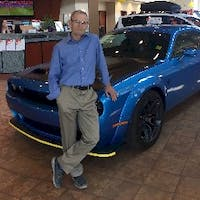 Lyle Bessette at Great West Chrysler Jeep Dodge