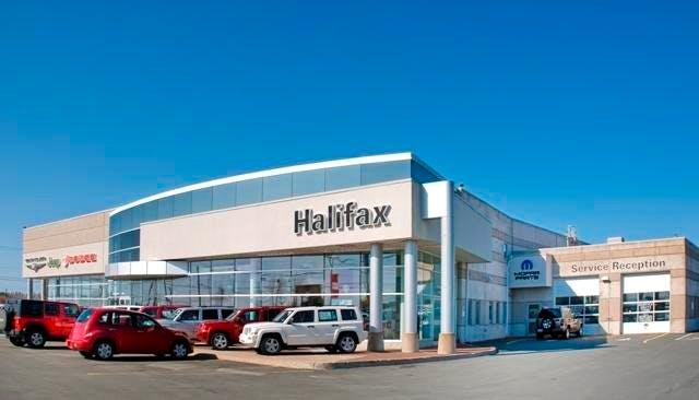 Halifax Chrysler, Halifax, NS, B3S 1S8