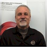 Ed Hankins at Mount Holly Nissan