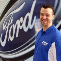 Jordan Dore at Sherwood Ford
