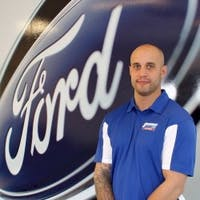 Patrick  Carvell at Sherwood Ford