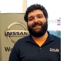 Mason Isbell at Tony Serra Nissan