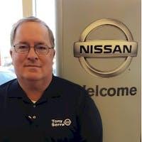 Bill Gouge at Tony Serra Nissan