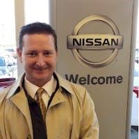 Chuck Kennedy at Tony Serra Nissan - Service Center