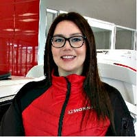 Nicole  Davidge at Honda Magic