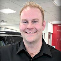 David Sawyer at Honda Magic