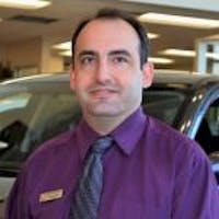 Dave Smith at Wood Wheaton Honda