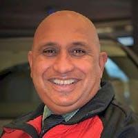 Jullian Narayan at Wood Wheaton Honda