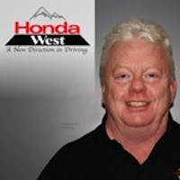 Steve Lancaster at Honda West