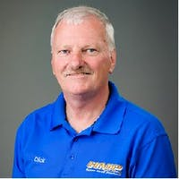 Dick Lord at Huron Motor Products - Service Centre