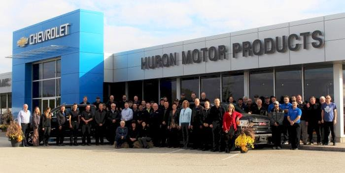 Huron Motor Products, Exeter, ON, N0M 1S1