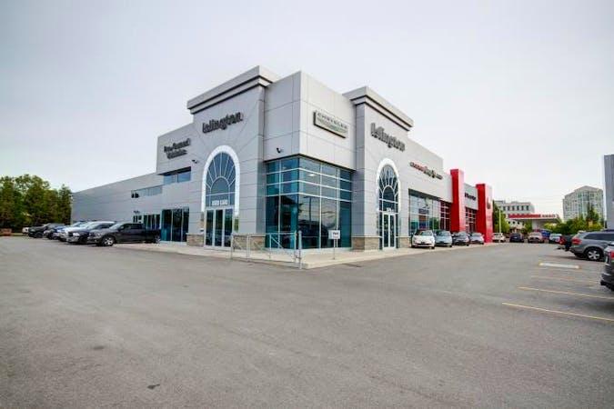 Islington Chrysler Dodge Jeep Ram FIAT, Toronto, ON, M9B 1B6