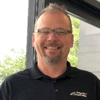 Chris Hatch at DeMontrond Mazda