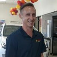 Devin  Devine at Crown Kia Mitsubishi