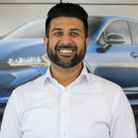 Naveed Kanchwala at Crown Kia Mitsubishi