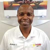 Michael Stephenson at Crown Kia Mitsubishi - Service Center