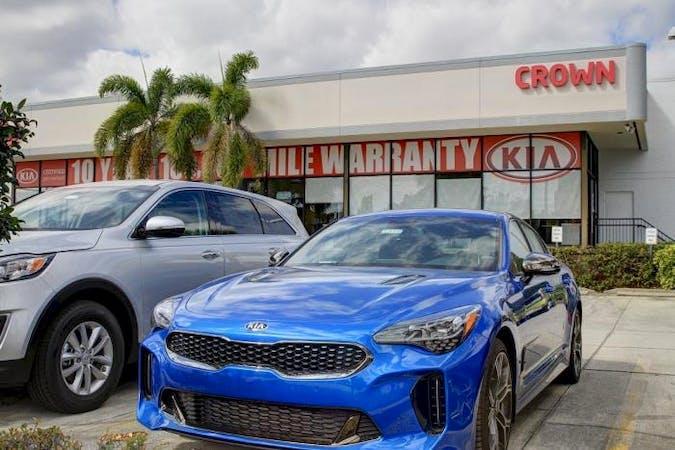 Crown Kia Mitsubishi, St. Petersburg, FL, 33714