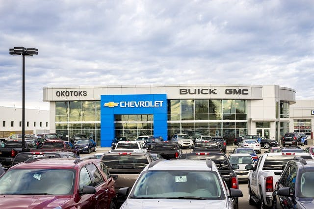 Okotoks Chevrolet Buick GMC, Okotoks, AB, T1S 0H9