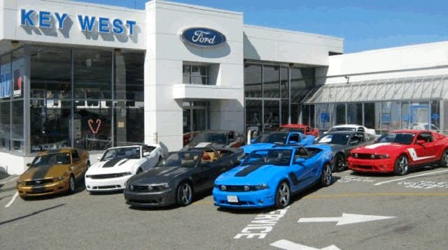 Key West Ford Sales Ltd, New Westminster, BC, V3M 2A5