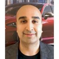 Rick Brar at Straightline Kia