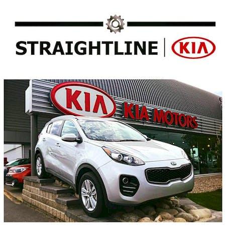 Straightline Kia, Calgary, AB, T2H 2V4