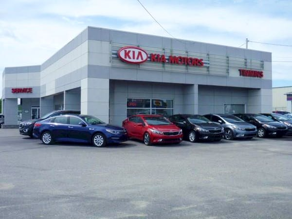 Kia of Timmins, Timmins, ON, P4R 1A6