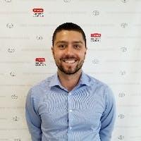 Alex Altobelli at Toyota Northwest Edmonton