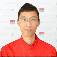 Brandon Chua at Toyota Northwest Edmonton