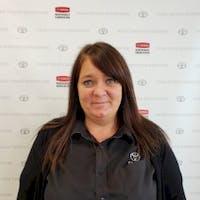 Kim Mackinnon at Toyota Northwest Edmonton