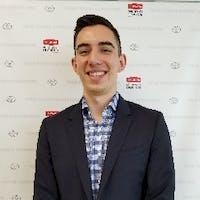 Damian Stodola at Toyota Northwest Edmonton