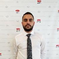 Dominic Ammar at Toyota Northwest Edmonton