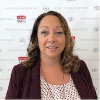 Andrea Carlson at Toyota Northwest Edmonton