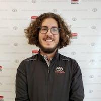 Oliver  Alaeddine at Toyota Northwest Edmonton