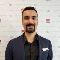 Rodrigo Sanchez at Toyota Northwest Edmonton